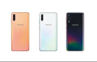 占位中端  三星Galaxy A70以实质性创新带给用户跃级体验